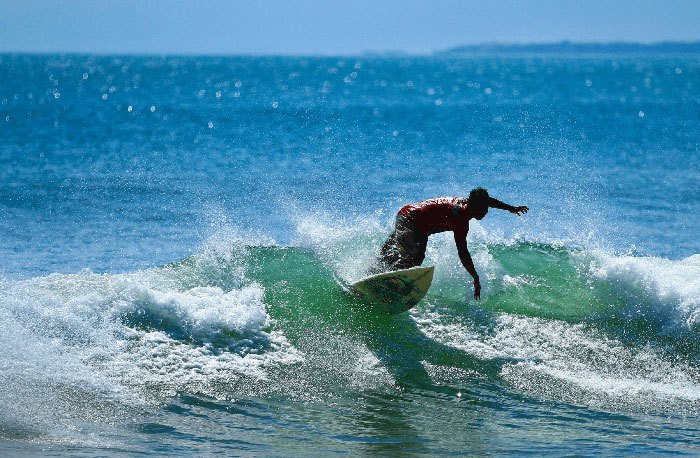 Where to surf in Bali