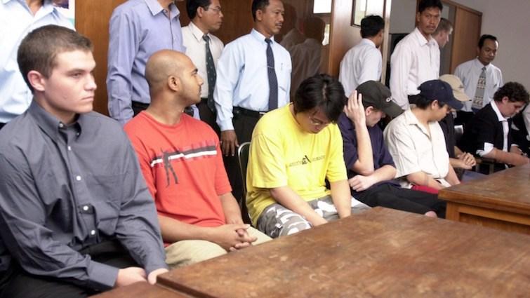 Bali Nine arrests Indonesia